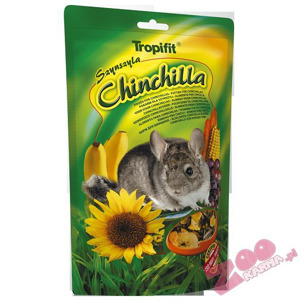 TROPICAL Tropifit  CHINCHILA 500g - SZYNSZYL